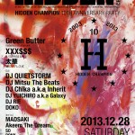 HIDDEN 10th Party Omote_ol